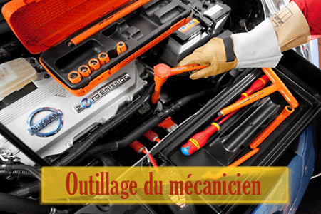 Image de la catégorie Outillage du mécanicien