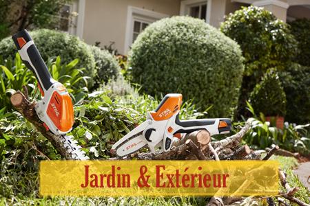 Image de la catégorie Jardin & Extérieur